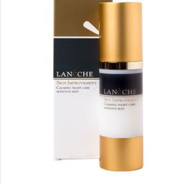 Laneche Skin Improvement kalmerende nachtverzorging gevoelige huid - 30ml