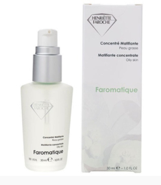 Henriette Faroche Faromatique concentraat Matifiante 30 ml