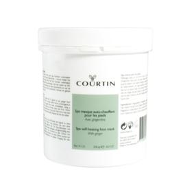 Courtin Spa verwarmend voetmasker 250 gram