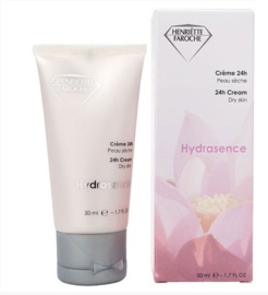Henriette Faroche Hydrasence 24h crème droge huid 50 ml