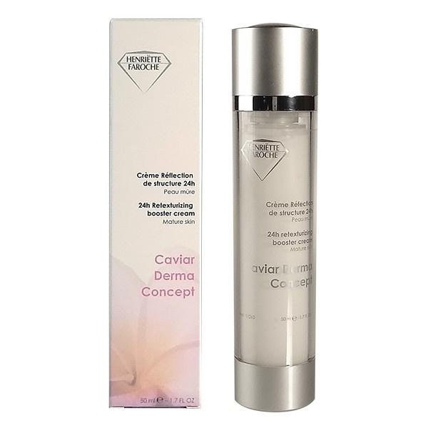Henriette Faroche Caviar Derma Concept 24h crème 50ml