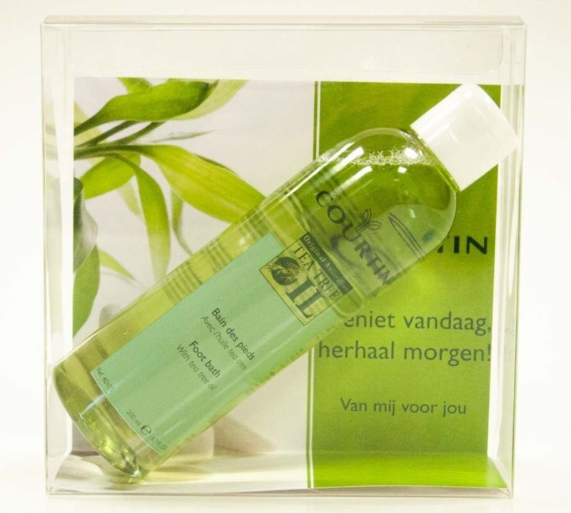COURTIN VOETBAD 200 ML