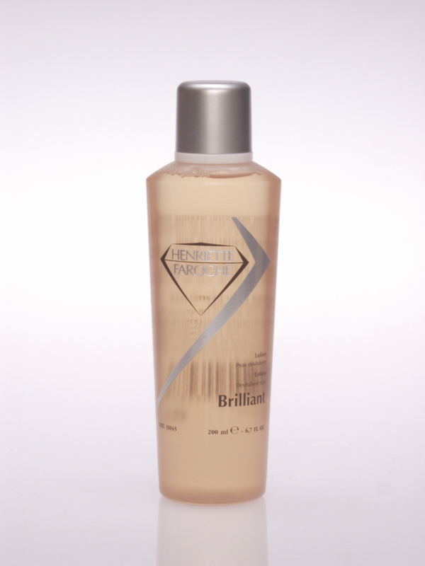 Henriette Faroche Brilliant verfrissende lotion 200 ml