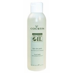 COURTIN VOETBAD 200 ML 4+1 gratis