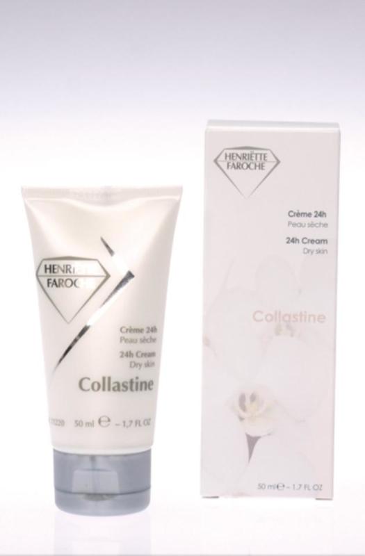 Henriette Faroche Collastine 24-uurs crème droge en gevoelige huid