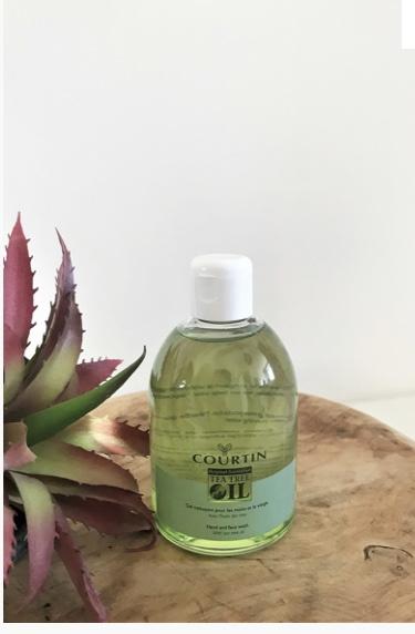 Courtin Hand & Face wash 250 ML