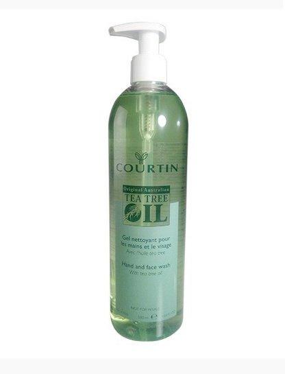 Courtin Hand & Face wash 500 ML 4+1gratis