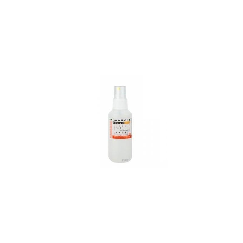 Dimanche Ureumline Huid/ nagelspray schimmelnagels 100 ml