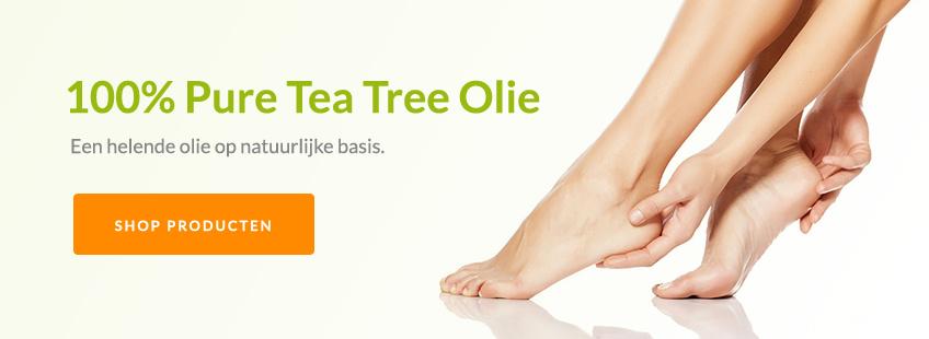 Tea Tree producten webshop