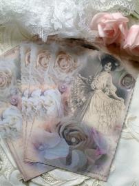 Romantische Rozenkaart 1