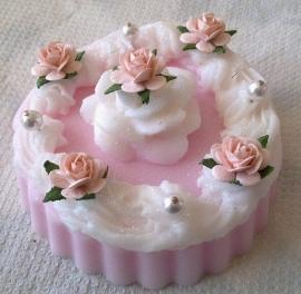 Cursus Zeep Gebak/taart maken