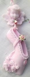 **Nieuw**  Kleine balletschoen slinger