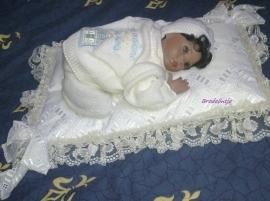 **Nieuw** Handgemaakte Porceleinen Baby