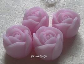 **Nieuw** Mal met 6 Snoepige roosjes