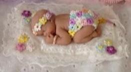 Mal Baby Fleurtje