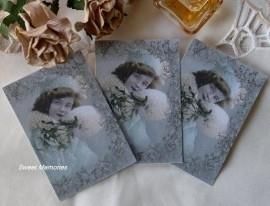 """**Nieuw** Note Card """"Parisienne"""""""