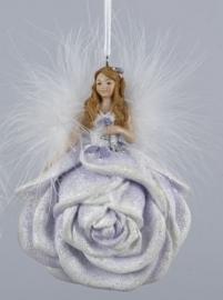 **Nieuw** Mal Fary Ornament Roos