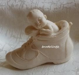 Mal Baby in schoen