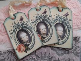 Labels Marie Antoinette 1