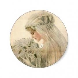 Zeepsticker Bruidje