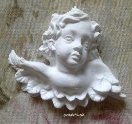 **Nieuw** Bovenstuk engel