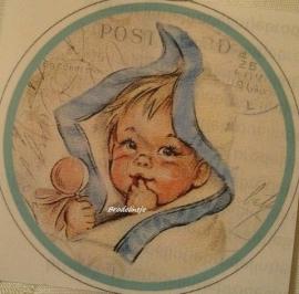 Baby zeepje 1