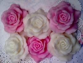**Nieuw** Mal Prachtige grote Roos