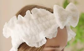 Romantische Haarbanden