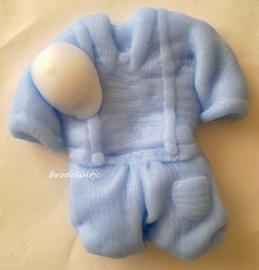 **Nieuw** Zeep baby boy pakje