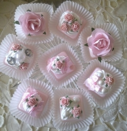 Decoratie Wax Bonbons