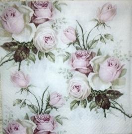Servet Tros rozen 13