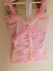 Lingerie corset buidels