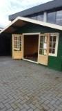 Ons Bouwende Blokhut/Showroom