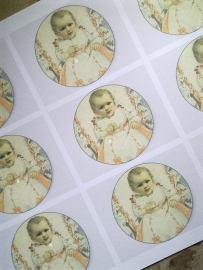 Zeepsticker Baby One