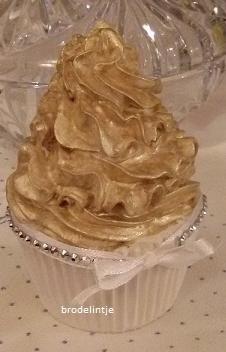 Gouden Cupcake