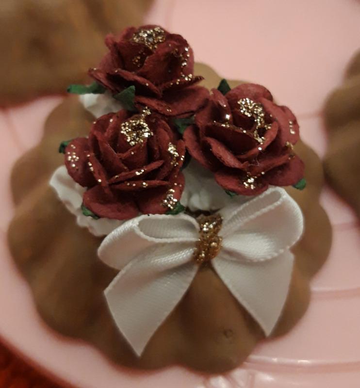 Decoratie Bonbons choco