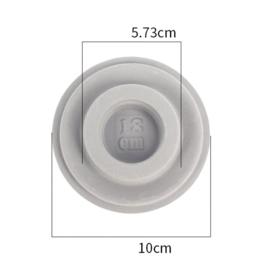 Armband ontwerpbordje 18 cm