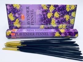 Wierook HEM Lavender