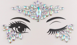 Bindi Face Jewel set diamant nr.4