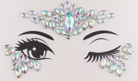 Bindi Face Jewel set diamant nr.4