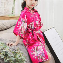 Kimono's voor klein en groot