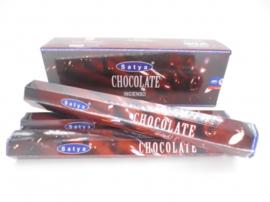 Wierook Satya Chocolate