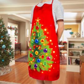 Kerstschort Kerstboom