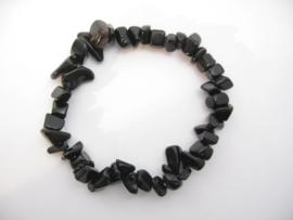 Armband Onyx steentjes
