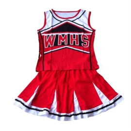Cheerleader kleding / accessoires