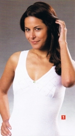 Conta dames hemd met Buste 750/1680