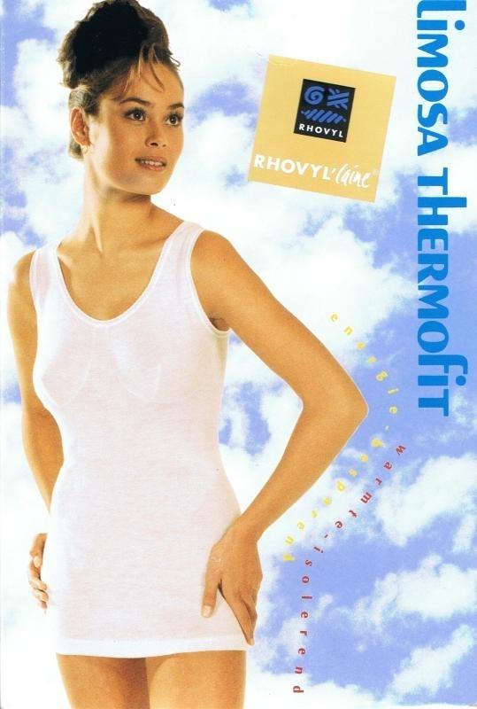 Limosa Thermofit Dames hemd
