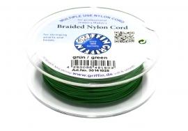 GREEN: Griffin 'braided' nylon koord (per 5 rollen)