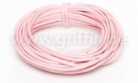 LIGHT PINK: Griffin wax koord