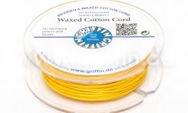 YELLOW: Griffin wax koord